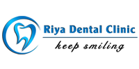 Riya dental clinic logo